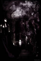 Afraid Of The Dark by silentfuneral
