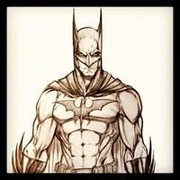 Dark Knight by MetaWorks