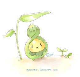 Budew by Citron-Ami