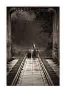 The Last Train 2 by cityflyart