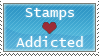 Stamps Addicted by Andrex91