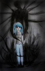 shadowman by lunarflower11