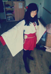 ririchiyo cosplay x3 by lunarflower11