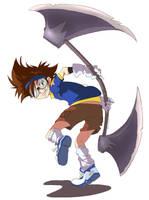 Digimon_ Tai by kippum