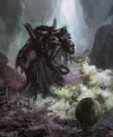 Necromancer by Lucy-Lisett