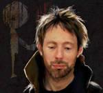 Thom Yorke by CyanideSunflower