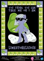 Limestonelicious Poster by StryKariSPEEDER