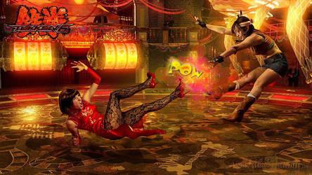 Tekken Inspired #5 by RikkuGrape
