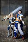 Crownguard Siblings by RikkuGrape
