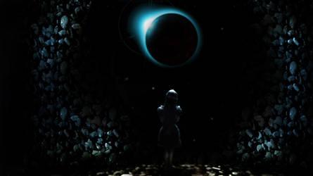 Eclipse Wallpaper by Taimuko
