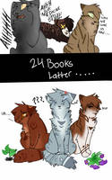 They've improved by Nizumifangs
