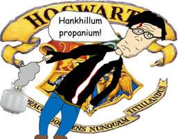 The Propane Salesman who Lived by HankPropaniac57