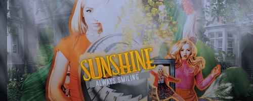 Sunshine - Signature by oblivion-designss