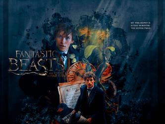 Fantastic Beasts - Blend by oblivion-designss
