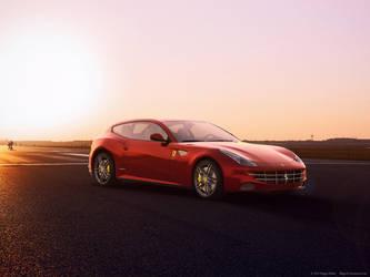 Ferrari FF 2011 by FiLiPpO92