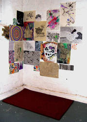 A Sevilla - Installation View by wappyness