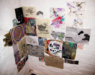 A Sevilla Installation View 2 by wappyness