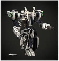 ROBOT X by WXKO