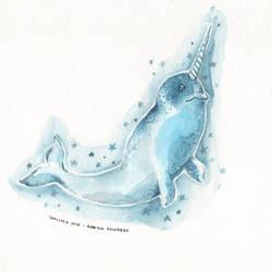 Unicorn of the Sea by Ashty187