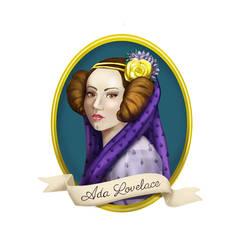 Ada Lovelace by Ashty187