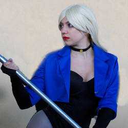 Winter Con 2016 - Black Canary 4 by kamau123