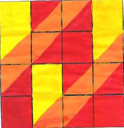Fan Grids by drkgirl