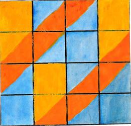 Fan Grids 3 by drkgirl