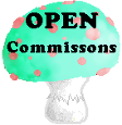 Open Commissions Stamp by Pomupura