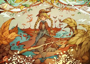 Forest Stage by Zoltruke