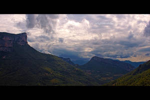 Vercors by Catlaxy