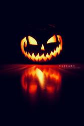 Happy Halloween by Catlaxy