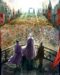 VS - Le couronnement by Wanini