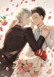 Happy wedding by Wanini