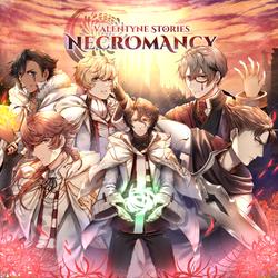 Valentyne Stories Necromancy by Wanini