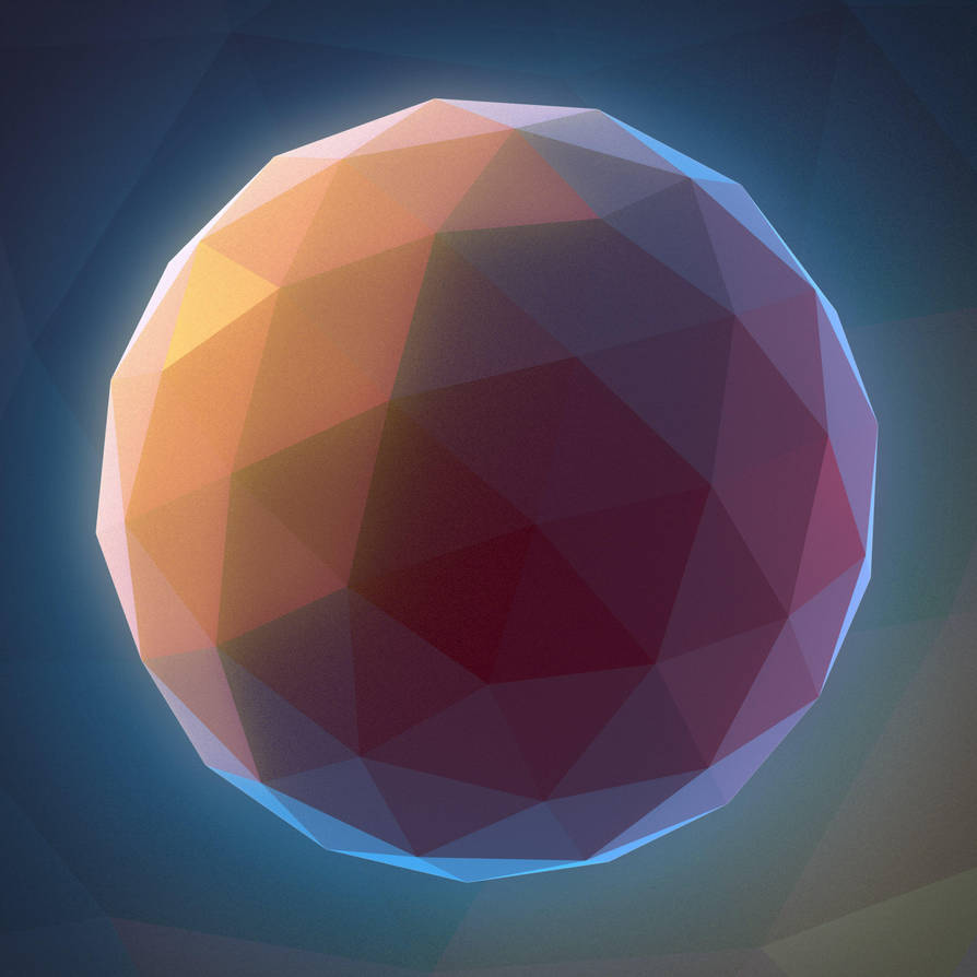Untitled atmospheric low poly golf game concept by romanpapush