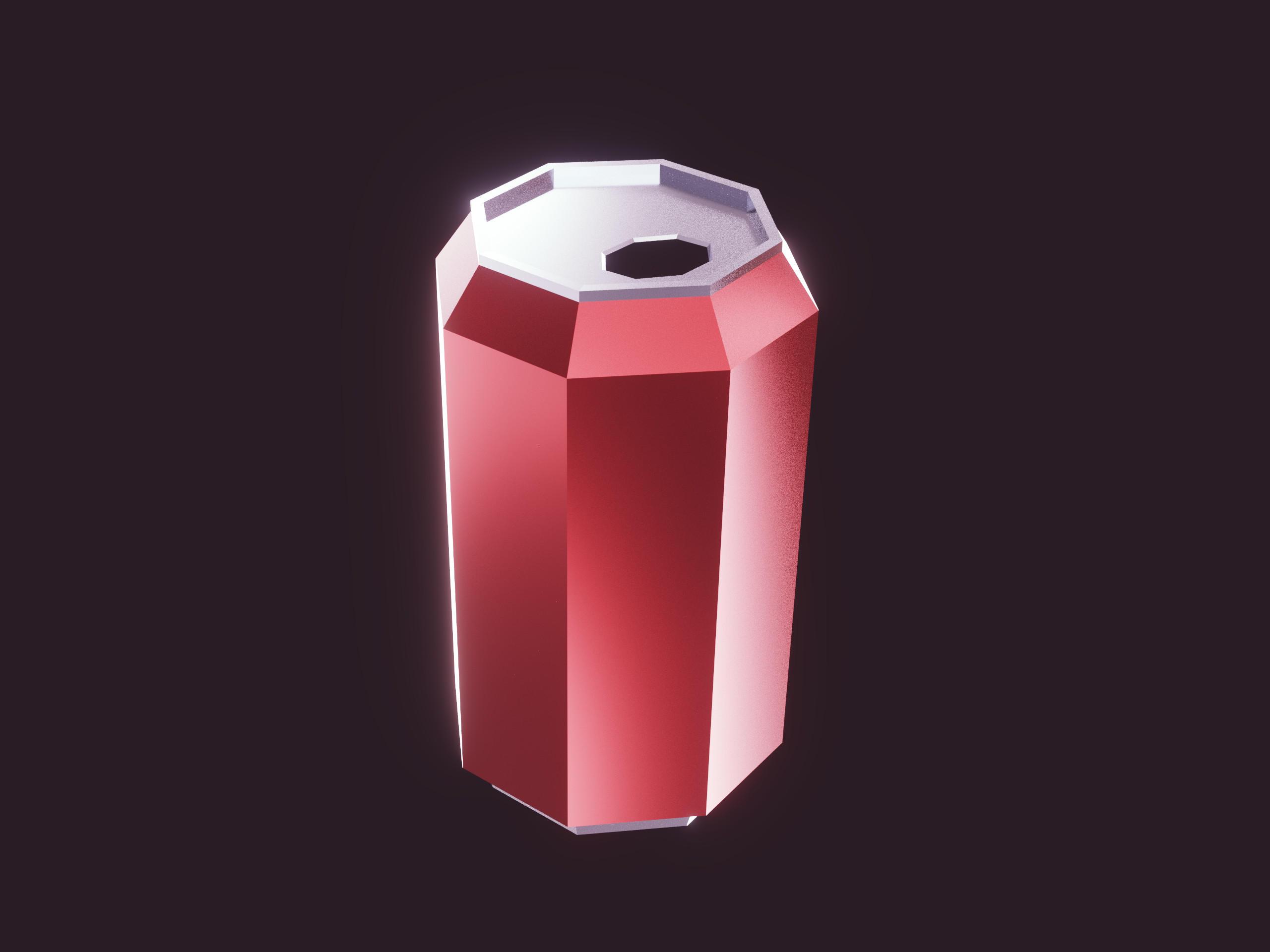 Off-brand soda can? by romanpapush
