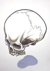 skulltop by giantflyingTURD