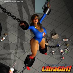 UltraGirl005 by DanoSHC