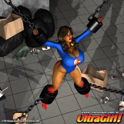 UltraGirl007 by DanoSHC