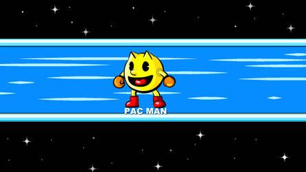 PAC MAN by xxlPanda