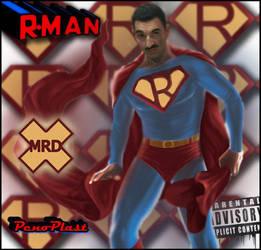 6 - R-Man by ULADIEMER