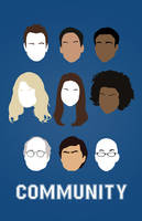 Community poster by billpyle