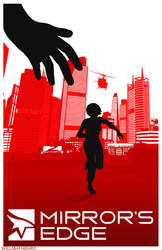 Mirror's Edge Poster by billpyle