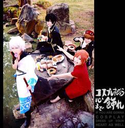 Gintama - 01 by Kanasaiii