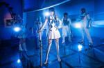 Honnouji Academy - Student Council by Kanasaiii