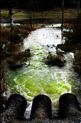 Toxic River by hollowexistence