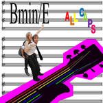 BminE, ALL CAPS entry by fancywallpaper