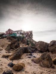 Areia  na lente by rgquarkup