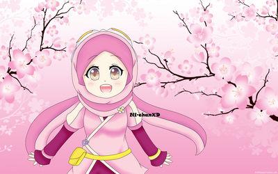 Sakura Yaya by Ni-chanXD