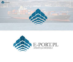 eport logo by speces